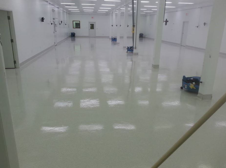 Commercial Floor Waxing Services Bloomington Tile